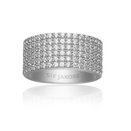Sif Jakobs Jewellery Corte Cinque SJ-R10766-CZ