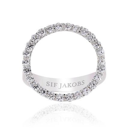Sif Jakobs Jewellery Biella Grande SJ-R3120-CZ