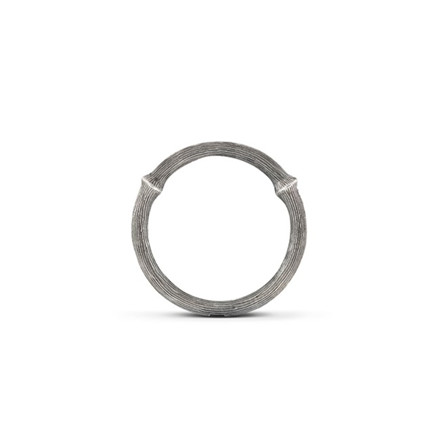 OLE LYNGGAARD COPENHAGEN Silver Nature nr. 2 ring A2681-301