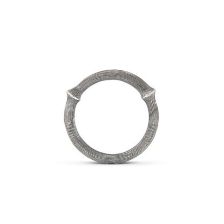 OLE LYNGGAARD COPENHAGEN Silver Nature nr. 3 ring A2682-301