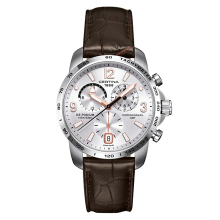 Certina DS Podium Chronograph GMT C001.639.16.037.01