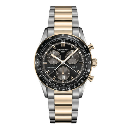 Certina DS-2 Chronograph 1/100 Sec C024.447.22.051.00