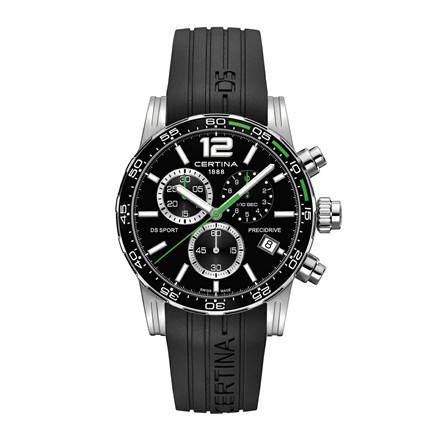 Certina DS Sport Chronograph 1/10 Sec C027.417.17.057.01