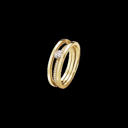 Georg Jensen Halo ring 10014100