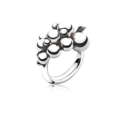 Georg Jensen Moonlight Grapes ring 3558680