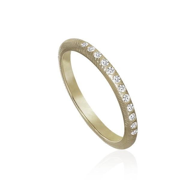 Dulong Fine Jewelry Curve ring CUR3_B2050