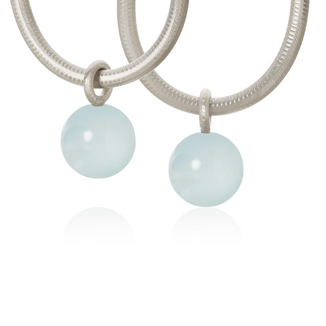 Dulong Fine Jewelry Globe vedhæng GLO2_F1104