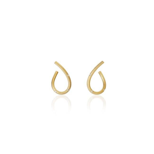 Dulong Fine Jewelry Kharisma øreringe KHA1_A2030