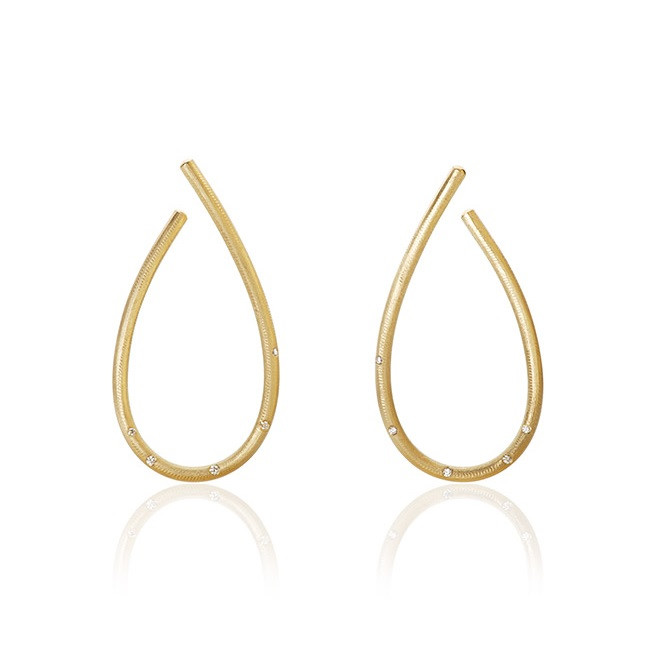 Dulong Fine Jewelry Kharisma øreringe KHA1_A2050