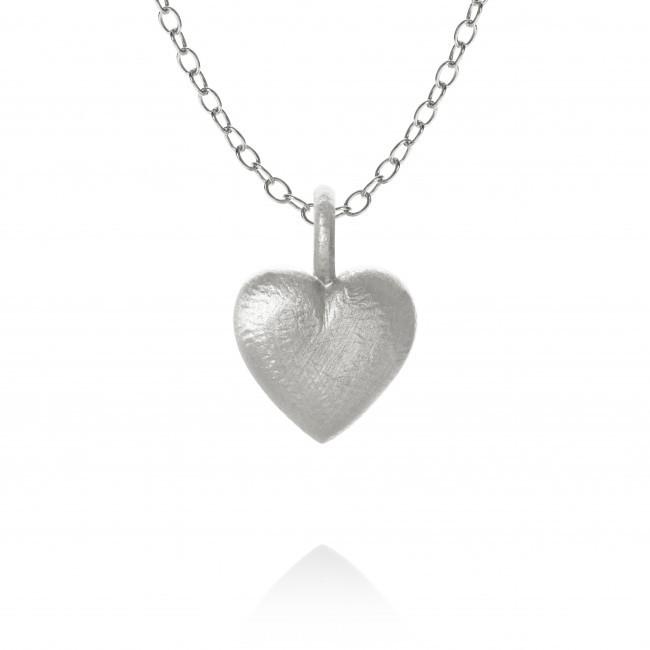 Dulong Fine Jewelry Heart kæde Hea5-f1050