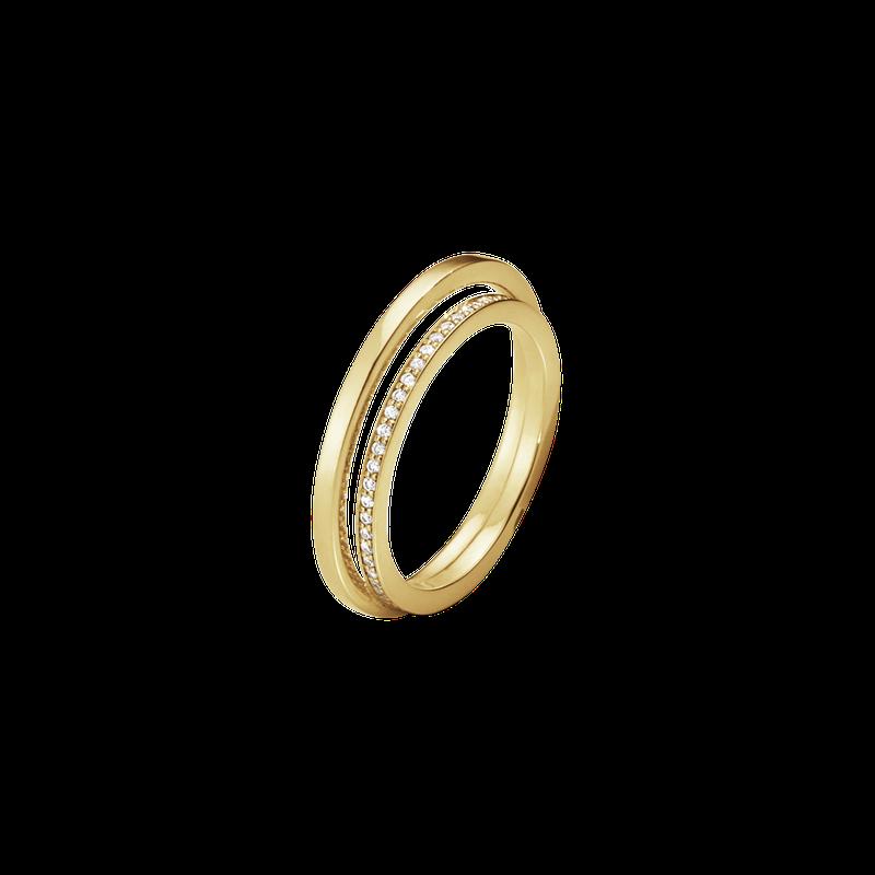 Georg Jensen Halo ring 10014072