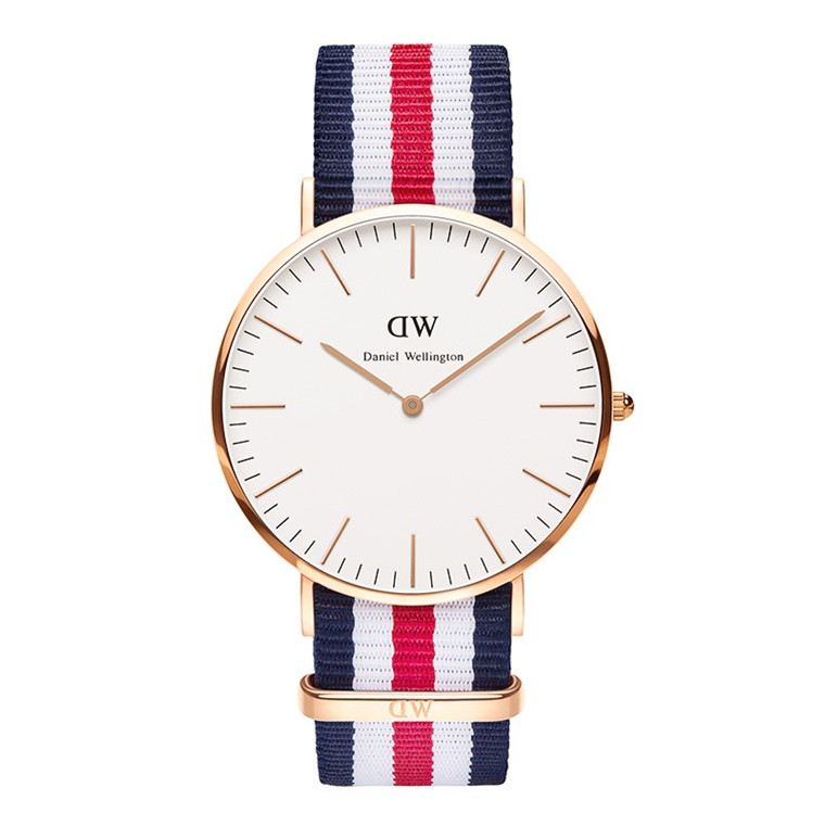 Daniel Wellington Classic 40mm Canterbury DW00100002