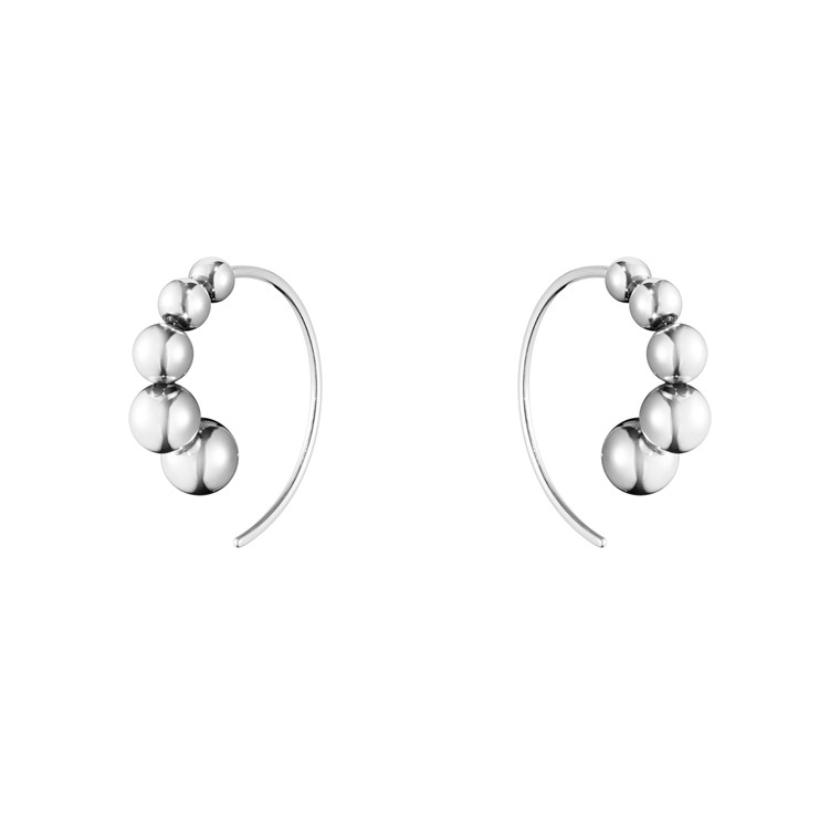 Georg Jensen Moonlight Grapes øreringe 10014371