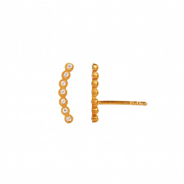 Stine A Seven Dots ørering 1001-02