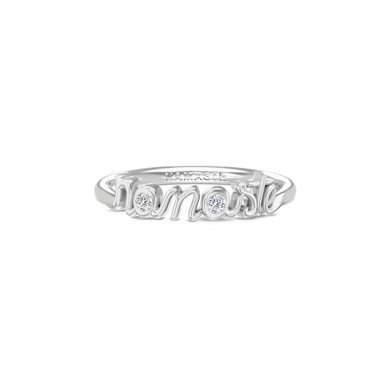 Aura Jewelry Namaste ring 4039