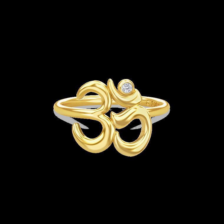 Aura Jewelry OM ring 4115