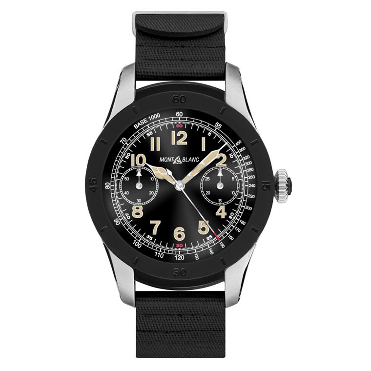 Mont Blanc Summit Smart Watch 117534