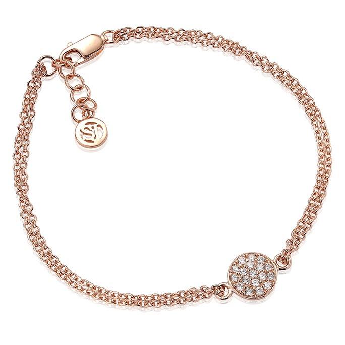 Sif Jakobs Jewellery Sacile SJ-B2071-CZ(RG)