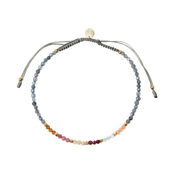 Stine A Berry Rainbow mix armbånd 3149-02-os