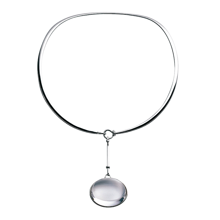 Georg Jensen Dew Drop halsring 3532681