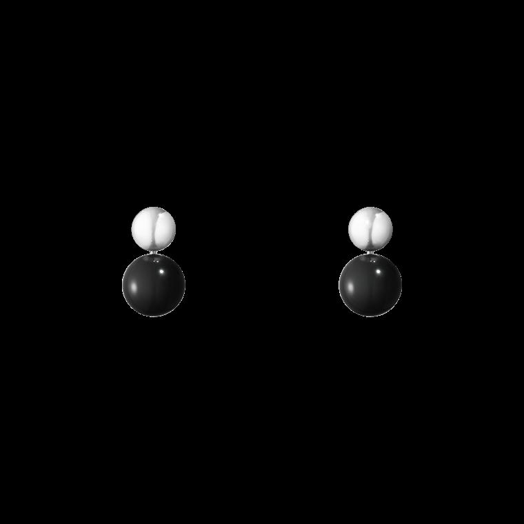 Georg Jensen Moonlight Grapes øreringe 3539351