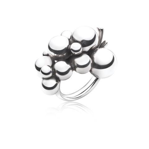 Georg Jensen Moonlight Grapes ring 3558700