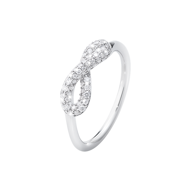 Georg Jensen Infinity ring 3560440