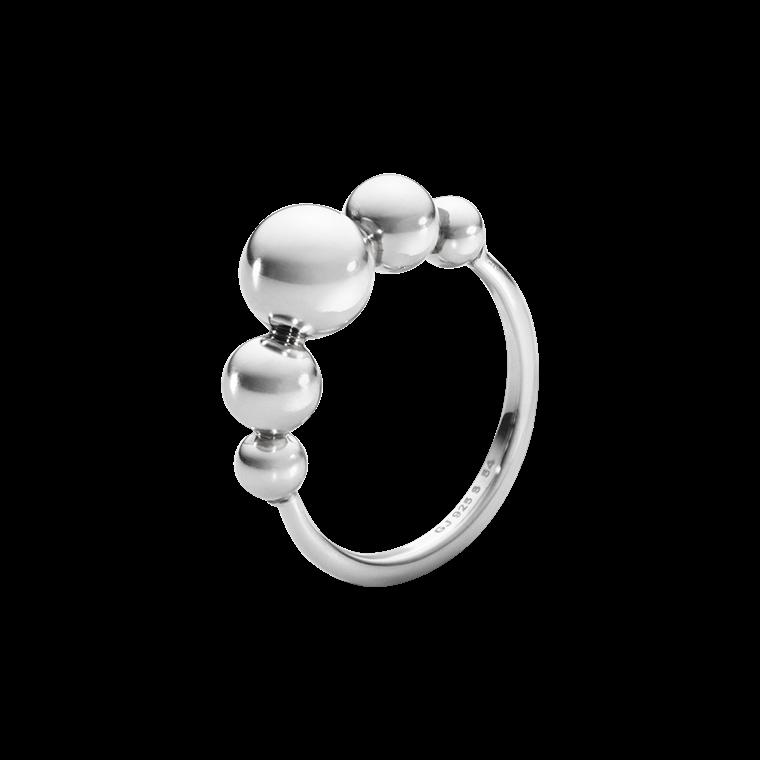 Georg Jensen Moonlight Grapes ring 3560980