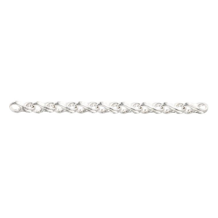 OLE LYNGGAARD COPENHAGEN Silver Giga armbånd A1856-305
