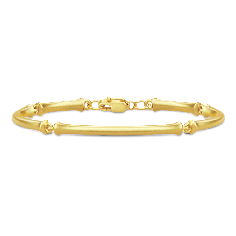 Julie Sandlau Bamboo armbånd BR137 GD