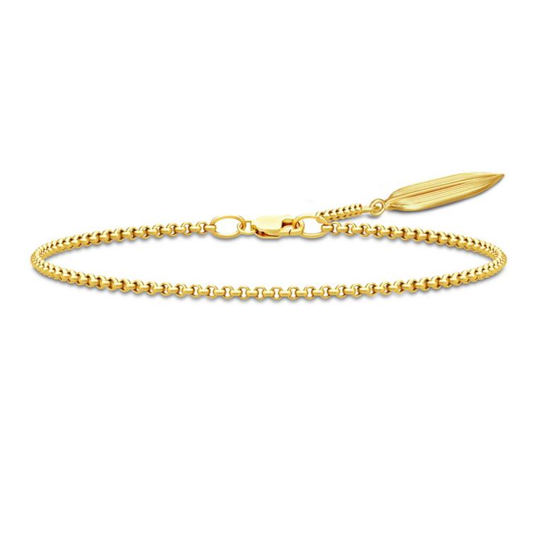 Julie Sandlau Bamboo armbånd BR235 GD