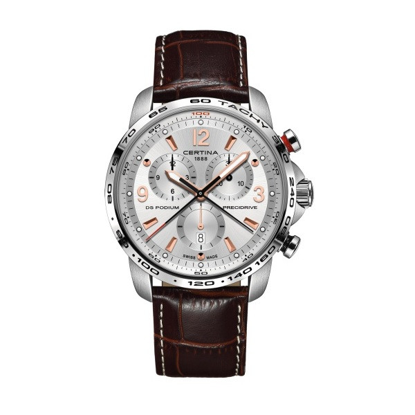 Certina DS Podium Chronograph 1/100 Sec C001.647.16.037.01