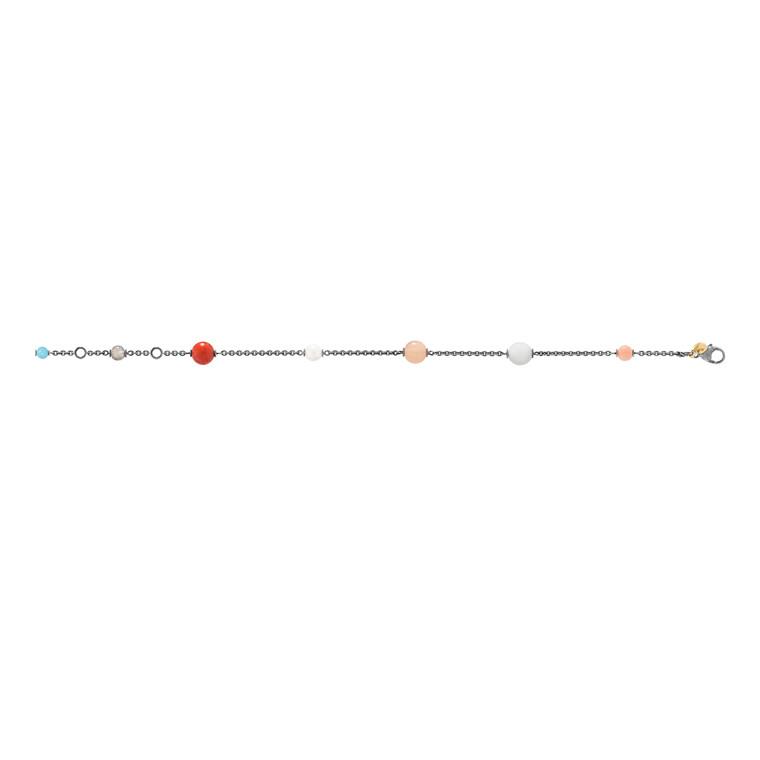 OLE LYNGGAARD COPENHAGEN Silver Circus armbånd C0077-301