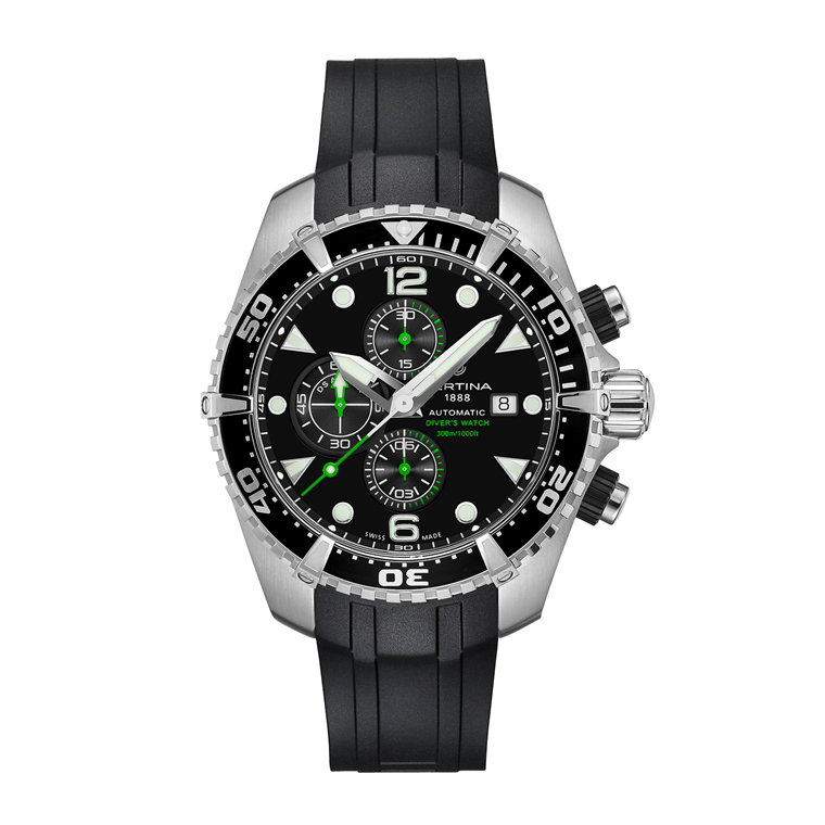Certina DS Action Diver Chronograph Automatic C032.427.17.051.00