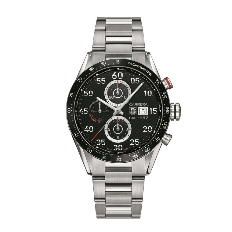 Tag Heuer Carrera 1887 43mm CAR2A10.BA0799