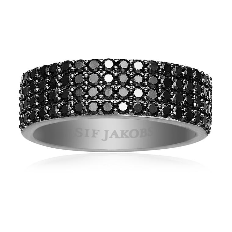 Sif Jakobs Jewellery Corte Quattro SJ-R10764-BK