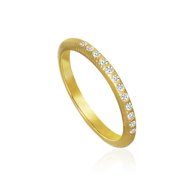 Dulong Fine Jewelry Curve ring CUR3_A2050
