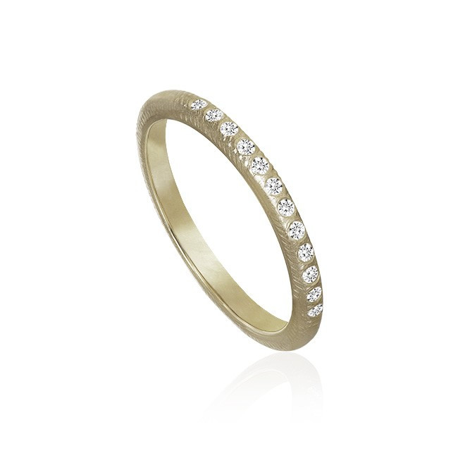 Dulong Fine Jewelry Curve ring CUR3_B2050