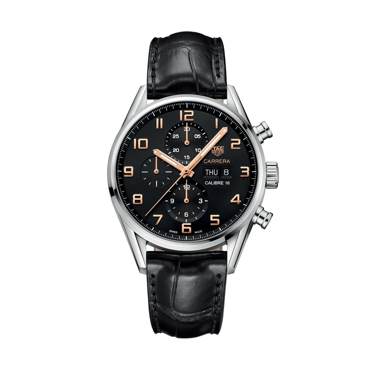 Tag Heuer Carrera 43mm CV2A1AB.FC6379