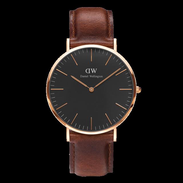 Daniel Wellington Classic Black 40mm St Mawes DW00100124