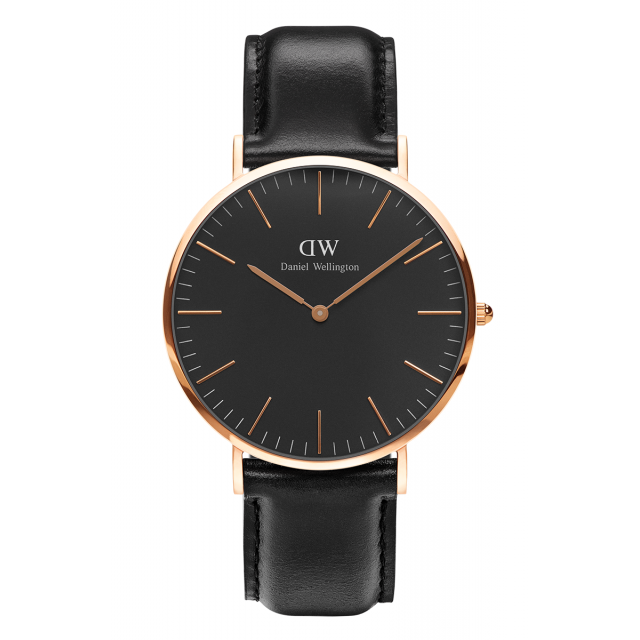 Daniel Wellington Classic Black 40mm Sheffield DW00100127