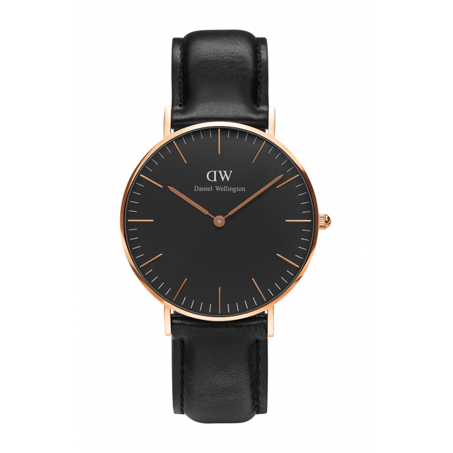 Daniel Wellington Classic Black 36mm Sheffield DW00100139