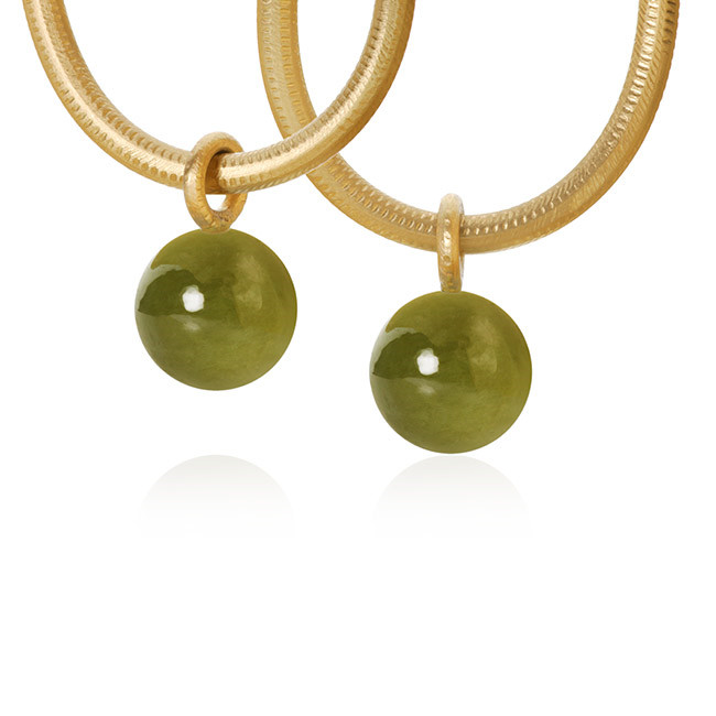 Dulong Fine Jewelry Globe vedhæng GLO2_A1109