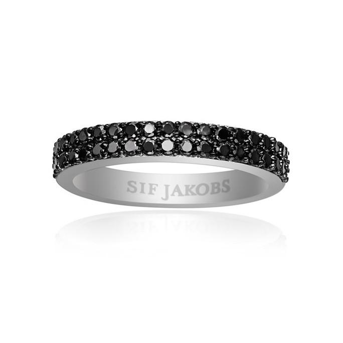 Sif Jakobs Jewellery Corte Due SJ-R10762-BK