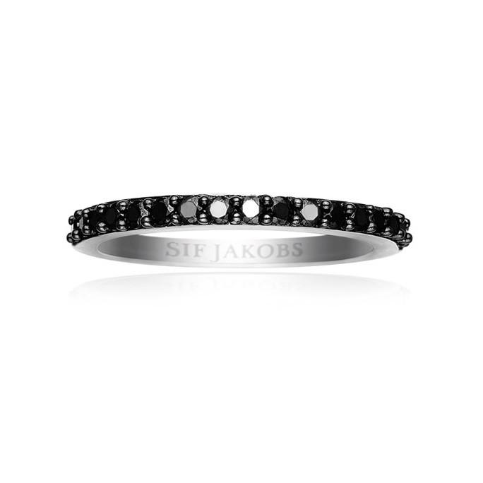 Sif Jakobs Jewellery Corte Uno SJ-R10811-BK