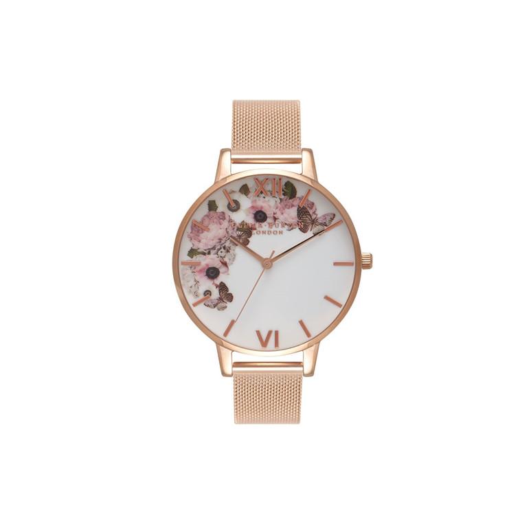 Olivia Burton Florals OB16WG18
