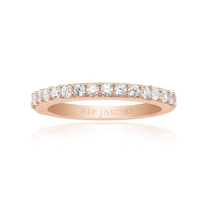 Sif Jakobs Jewellery Corte Uno SJ-R10811-CZ(RG)