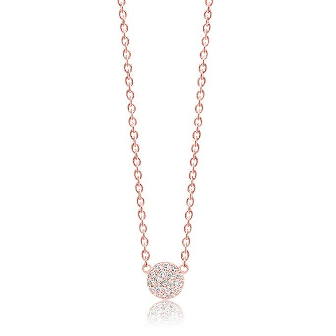 Sif Jakobs Jewellery Grezzana SJ-C1050-CZ(RG)