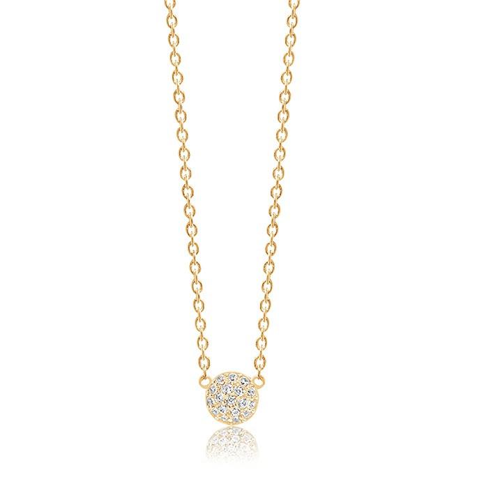 Sif Jakobs Jewellery Grezzana SJ-C1050-CZ(YG)