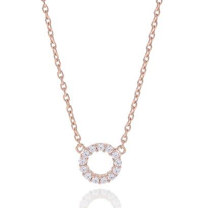 Sif Jakobs Jewellery Biella Piccolo SJ-C337(1)-CZ(RG)